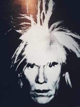 Andy Warhol. El Arte Mecánico. Madrid